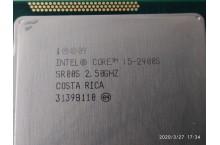 Processeur Core I5-2400s SR00S Quad Core 2.5ghz/6M Prise Lga1155 CPU