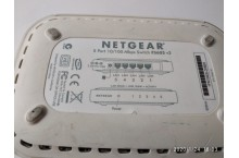 Commutateur switch NetGear FS605 V3 - 5 Port 10/100 Mbps sans alimentation