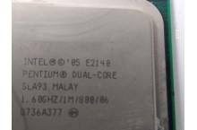Processeur Intel Dual-Core E2140 1,6 Ghz Socket LGA775 CPU