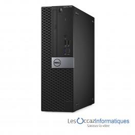 Dell Optiplex 7050 SFF Core i7 3,6 GHz - HDD 1 To RAM 16 Go