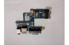 Dell Latitude E5440 Audio USB VGA Ethernet Board 0G1WYK VAW30 LS-9832P