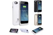 SAAh pour iPhone Se/ 5 / 5S / 5SE Portable Externe Chargeur Batterie de Secours, Fuchsia