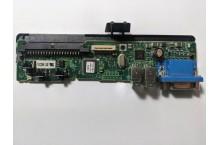 Panneau de contrôle i/o board Dell 0jh878 jh878 pour PowerEdge 2950 2900 1900