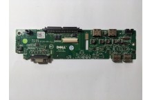 Carte USB VGA I/O Board Dell 0H655J H655J pour PowerEdge R310 R410