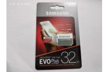 Micro SD SDHC/SDXC Card 32 Go Samsung EVO plus CLASS 10 UHS-1