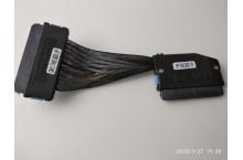 Câble Nappe Dell Backplane PERC 5 SAS 0JC632 JC632 12cm pour PowerEdge 2950