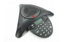 Polycom Soundstation 2 + Universal Module + câble données RJ-45 + microphone