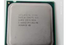 Processeur CPU INTEL Pentium Core 2 Duo E7300 2,66Ghz SLAPB Socket 775