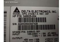 Alimentation HP 345525-004 DPS-470AB-1 A 500 W pour Workstation XW6200