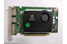 Carte graphique Dell R784K Nvidia Quadro FX 580 512 Mo Dual DisplayPort PCI-e