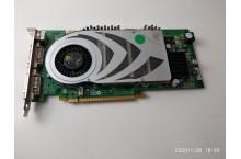 Carte graphique NVIDIA Geforce 7800 GTX 256 MB PCI Express x16