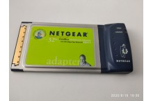 Carte réseau PCMCIA Netgear FA-511 10/100