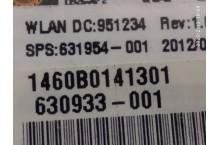 Carte WIFI mini PCI Express HP 631954-001 630933-001 pour portable Elitebook