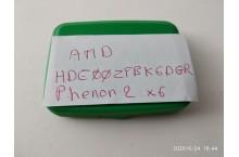 Processeur AMD PHENOM II x6 1100 T BE (6x 3.30ghz) HDE00ZFBK6DGR CPU