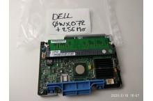 Carte contrôleur RAID Dell 0WX072 WX072 Perc 5i SAS avec 256 Mo