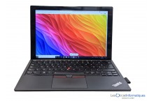 Portable tablette LENOVO X1 TABLET CORE M5 6Y54 8 Go SSD NVME 256 Go 2160x1440