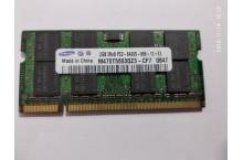 Mémoire SAMSUNG 1GB DDR2 PC2 6400S M470T2864QZ3-CF7 SODIMM