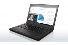 """PORTABLE Lenovo T460 14"""" Core i5 2,4 GHz - SSD 256 Go - 8 Go"""