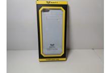 Coque chargeur Batterie de Secours SAVFY 3200mAh iPhone IPhone 6/6S plus BLANC