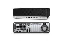 HP EliteDesk 800 G3 SFF Core i7-7700 vPro 7 ème gén RAM 32 Go SSD NVME 512 Go