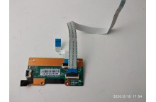 Sony 1P-108AJ00-6011 REV 1.1 M752 MP touchpad mouse button board + cable